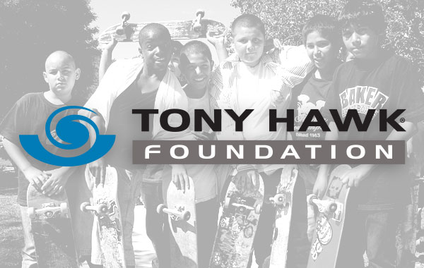 Tony Hawk Foundation | Carlos Miaco - Graphic Design Portfolio
